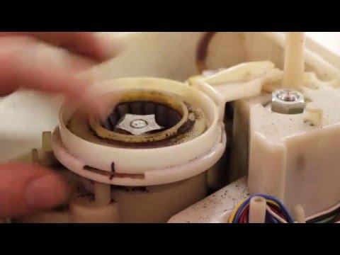 KRUPS XP7200 EA8000 grinder cleanup