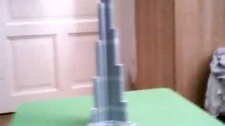 Burj Dubai Kalifa - paper model