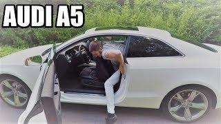видео Ауди А5 расход топлива