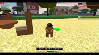 Roblox: Being a Puppy Part 1