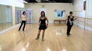 Love Can Build A Bridge - Line Dance (dance & Walk Through)