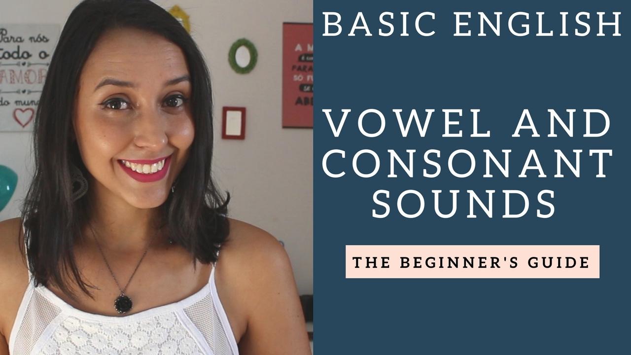 vowel and consonant sounds pdf