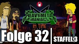 Heavy Metal Maniacs - Folge 32: Smells like the 90ies!? Part 2