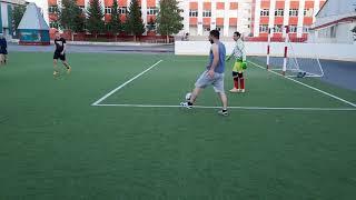 Дворовый футбол #2