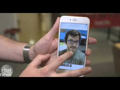 cnet: See Apple's Live Photos in action on the iPhone 6S Plus | CNET News