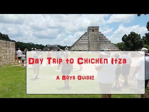 A boys guide to Chichen Itza