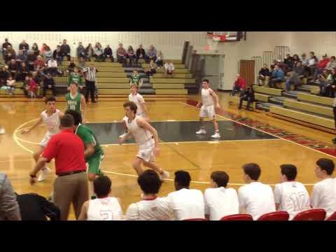 Wall Boys Basketball (88) Vs. Brick Township (86), 1/13/18.