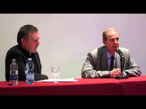 Roberto Costantini interviewed by Barry Forshaw