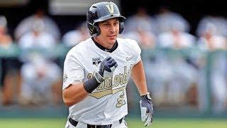 Vanderbilt OF JJ Bleday    2019 Season Highlights