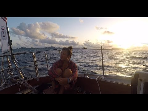 E22: Solo Sailor Sailing in St Vincent and the Grenadines