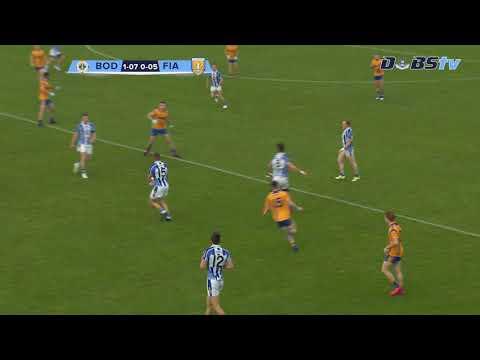 Dublin SFC 1 Quarter-Final: Ballyboden St. Endas v Na Fianna