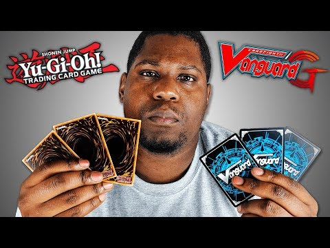 Yu-Gi-Oh Could Learn From Cardfight Vanguard!