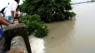 Download Flood breaking road . A lady and her child drowned MP3 song and Music Video