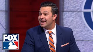 Nick Swisher on the surging Astros and struggling Phillies   MLB WHIPAROUND