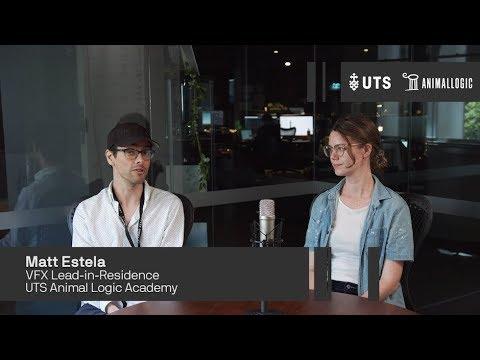 UTS Animal Logic Academy - Studying Animation And Visualisation