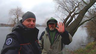 Рыбалка на Москва Реке Хищный фидер ловля на живца Володя Жгет