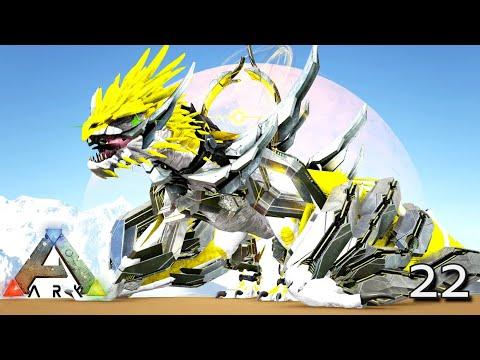 GOD AMONG DRAGONS THE MYTH EMPEROR TEK WYVERN !!! ARK: SURVIVAL EVOLVED PARA WORLD MYTH E22