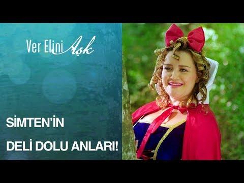 Ver Elini Aşk- Simten'in deli dolu anları!