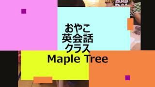 Maple Tree International School おやこ英会話クラス.