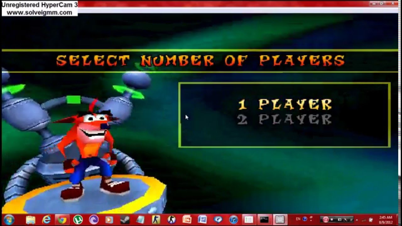 crash bash iso ps1