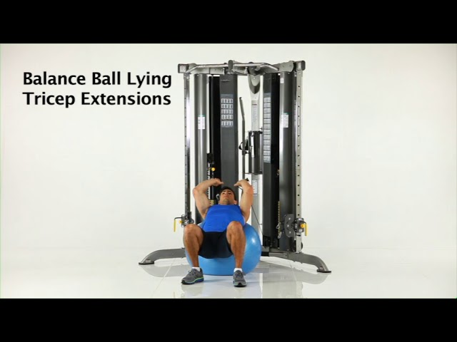 Exercise Options | CXT-200 Functional Trainer | TuffStuff Fitness