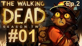 "The Walking Dead Season 2: Episode 2 ""A House Divided"" Walkthrough Part 1 - I"