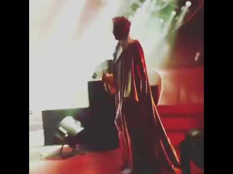 Adam Lambert IG - Feelin Royal in Newcastle @officialqueenmusic #qal