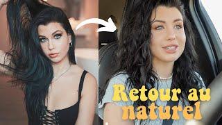 Le Retour des Cheveux Naturels | VLOGMARS 2021