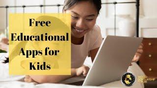 Free Educational Apps for Kids 2021 screenshot 2