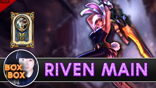 "BoxBox ""Riven Main"" Compilation 