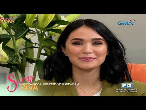 Sarap Diva: Heart Evangelista's advice to aspiring fashion designers