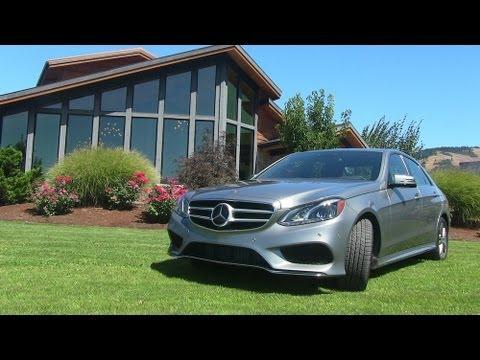 2014 Mercedes-Benz E250 BlueTEC First Drive Review