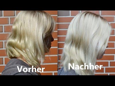 Grünstich Aus Den Haaren Bekommen Youtube