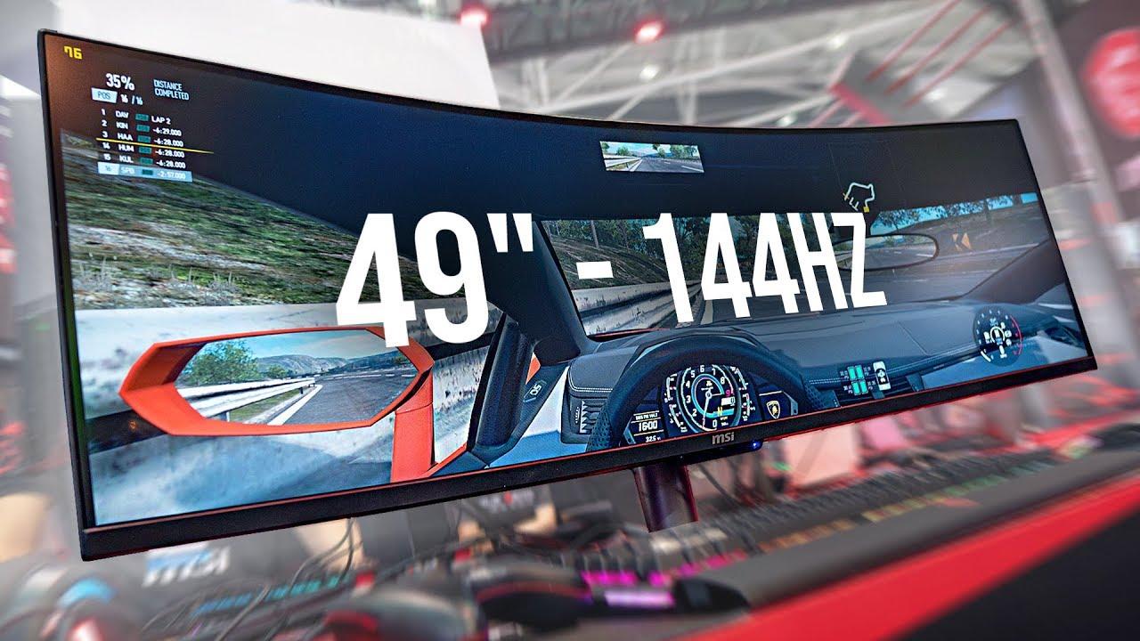 MSI Announces Four New Gaming Monitors At Computex 2019