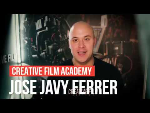 CREATIVE FILM ACADEMY - BIENVENIDOS