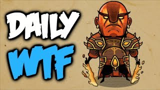 Dota 2 Daily WTF - Fly Baby Fly