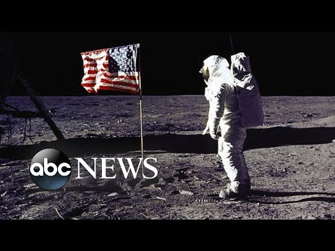 Remembering the day US astronauts landed on the moon