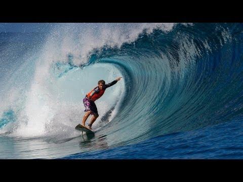 2013 Billabong Pro Tahiti Perfect Tens