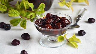 Сладкие рецепты и черешня. Варенье без сахара, ПП рецепты. Как похудеть и диетические рецепты.