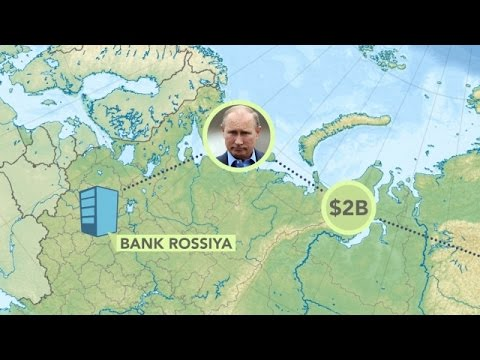 The Putin Shuffle: Visualizing World Leaders' Hidden Wealth - Newsy