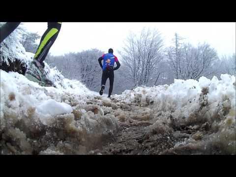 Black Mountain Trail 5 mars 2016