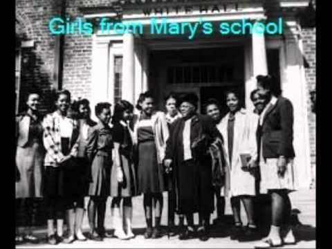 Mary McLeod Bethune Photo Story