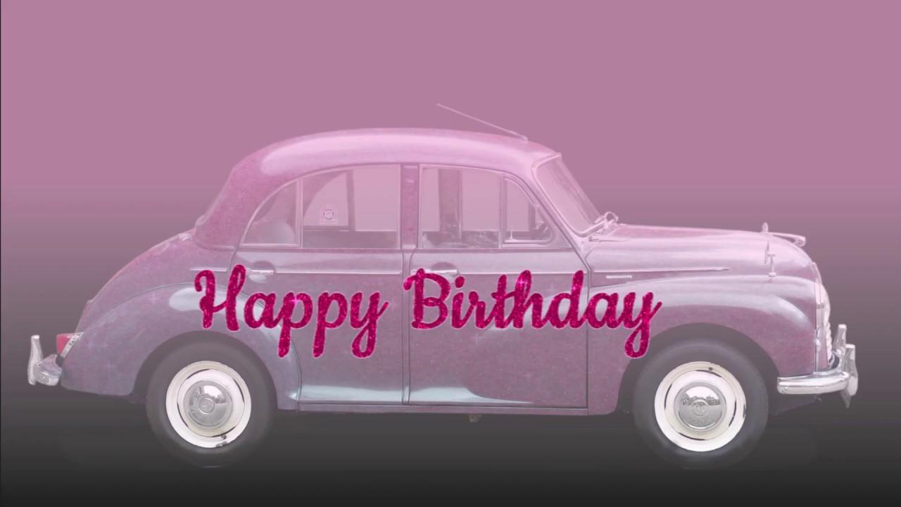 Für autoliebhaber geburtstagssprüche Geburtstagssprüche