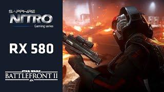Star Wars Battlefront II - PC gameplay - SAPPHIRE NITRO+ RX 580