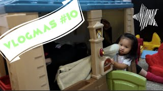 Vlog #310 - Early Christmas Gift From Mommy ➡ Vlogmas #10