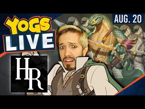 THE GREAT ESCAPE! - HighRollers D&D: Episode 56 (20th August 2017)