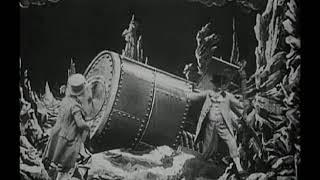 Le Voyage Dans La Lune- The first science fiction film a masterpiece!