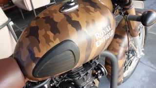 Royal Enfield Classic 500 Limited Edition(1 Out Of 200)