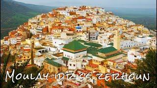Gambar cover MOULAY IDRISS ZERHOUN | مدينة صغيرة بحجمها و كبيرة بتاريخها
