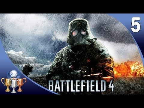 Battlefield 4 Walkthrough Part 5 - Kunlun Mountains (Mission 5)